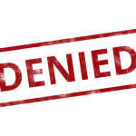 What to Do When Your Claim has been Denied